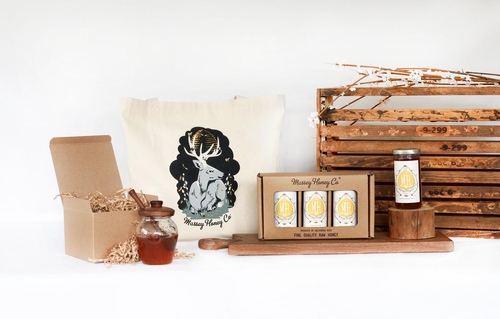 Honey Gift Set